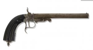 #1692 Beringerpistol 1